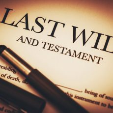 Webinar – The Importance of Writing Your Will
